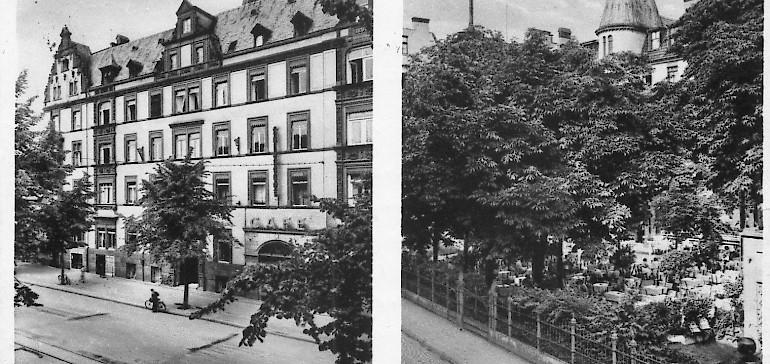 Geschiedenis van het Hotel Kaiserhof