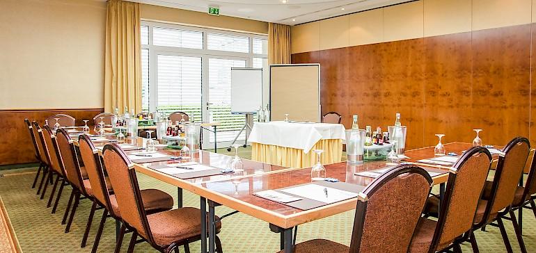 Conferentieruimte Wilhelm voor 15 personen